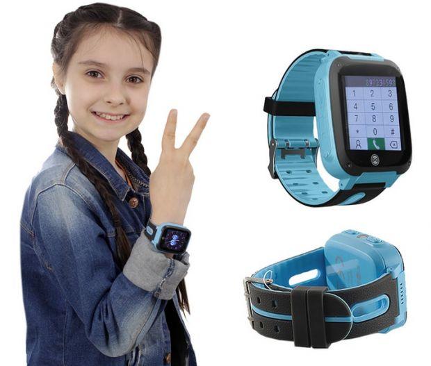 smartwatch dla dzieci forever call me