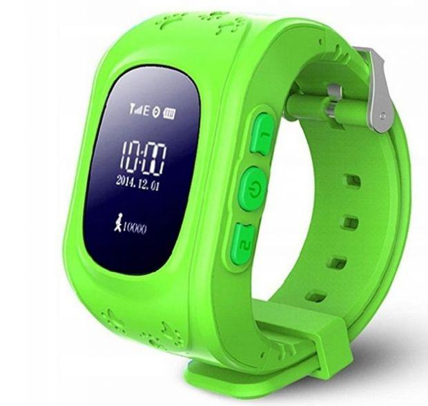 smartwatch dla dzieci najprostszy model