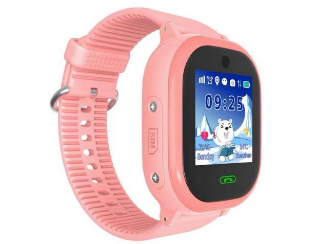 smartwatch dla dzieci wodoodporny