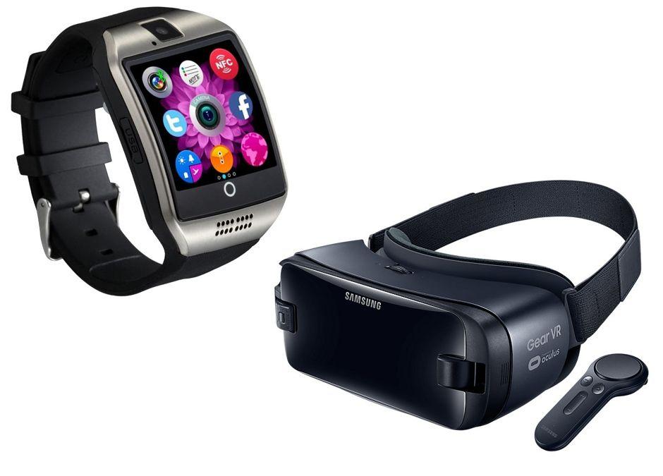 smartwatch na komunię i okulary do smartfona to hit