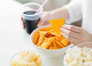 śmieciowe jedzenie