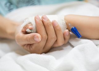 Śmierć dziecka w szpitalu