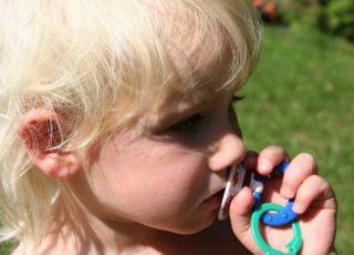 6 ważnych pytań o rozstanie dziecka ze smoczkiem