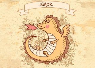 smok, horoskop chiński, horoskop dla dziecka