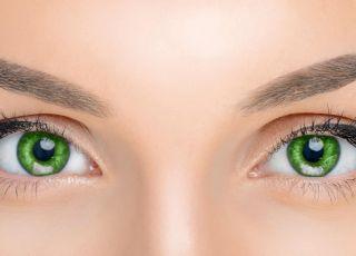 soczewki kontaktowe w ciąży, szkła kontaktowe w ciąży, wada wzroku w ciąży, okulary w ciąży, podrażnione oczy
