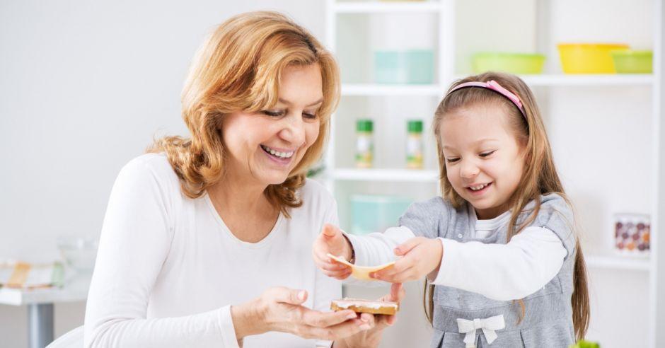 sól, gotowanie, dieta, mama, dziecko, kuchnia