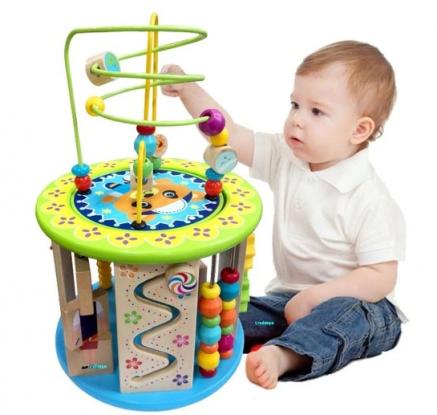 Prezent dla 3-latka – sorter