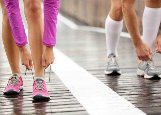 Spacer korzystny dla zdrowia jak bieganie
