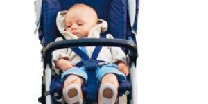 spacer z dzieckiem, spacer z niemowlakiem, pierwszy spacer, wózek dziecięcy