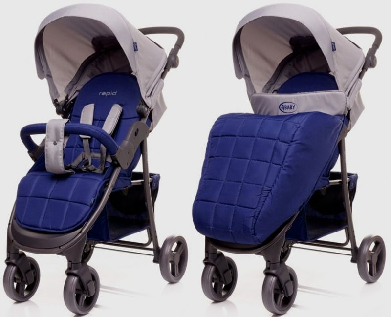 Wózek 4 Baby Rapid , 299.99 zł, allegro.pl