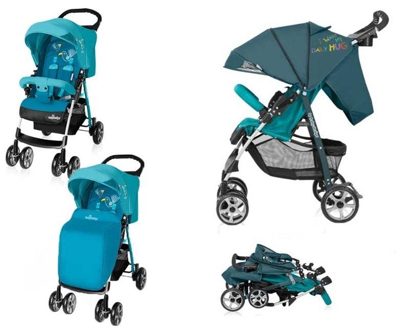 Spacerówka Baby Design Mini, 339 zł, allegro.pl