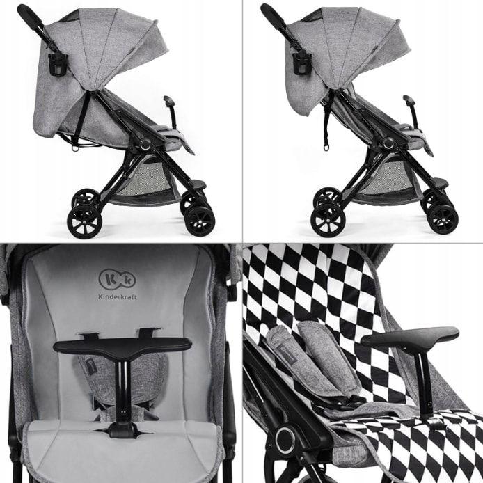 Wózek Kinderkraft Lite, 299zł, Allegro