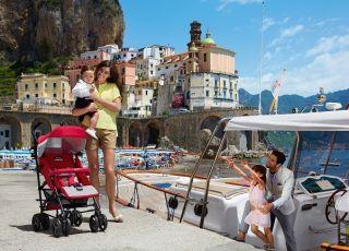 spacerówka, wózek spacerowy, Miko, wózek Trip Inglesina