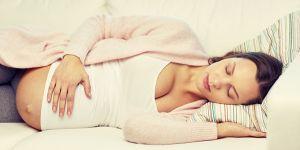 sny w ciąży