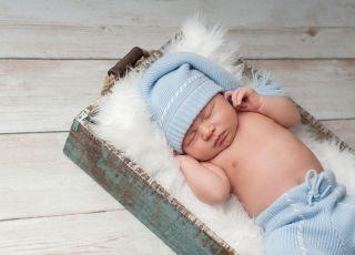 Jak powinien spać noworodek?