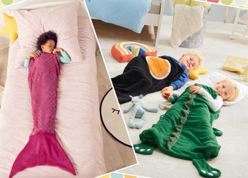 Śpiwory dziecięce z Lidla
