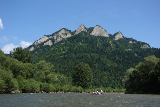 gdzie w góry z dzieckiem spływ Dunajcem