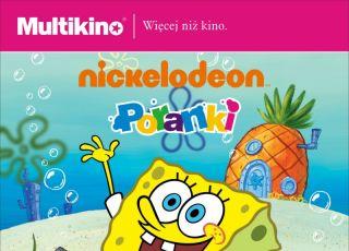 SpongeBob, Multikino, bajki