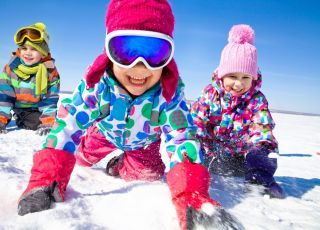Sporty zimowe dla dziecka