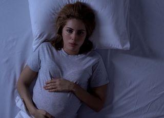 sposoby na bezsenność w ciąży