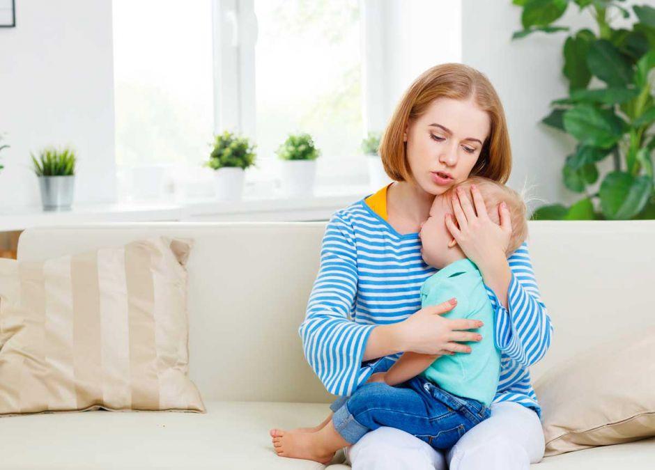 Sposoby na płacz dziecka