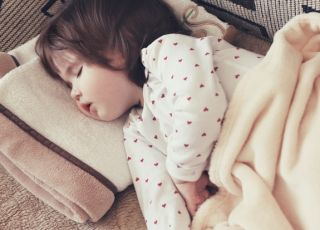 sposoby na spokojny sen dziecka