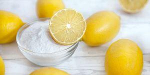 Sprzątanie za pomocą cytryny, octu i sody