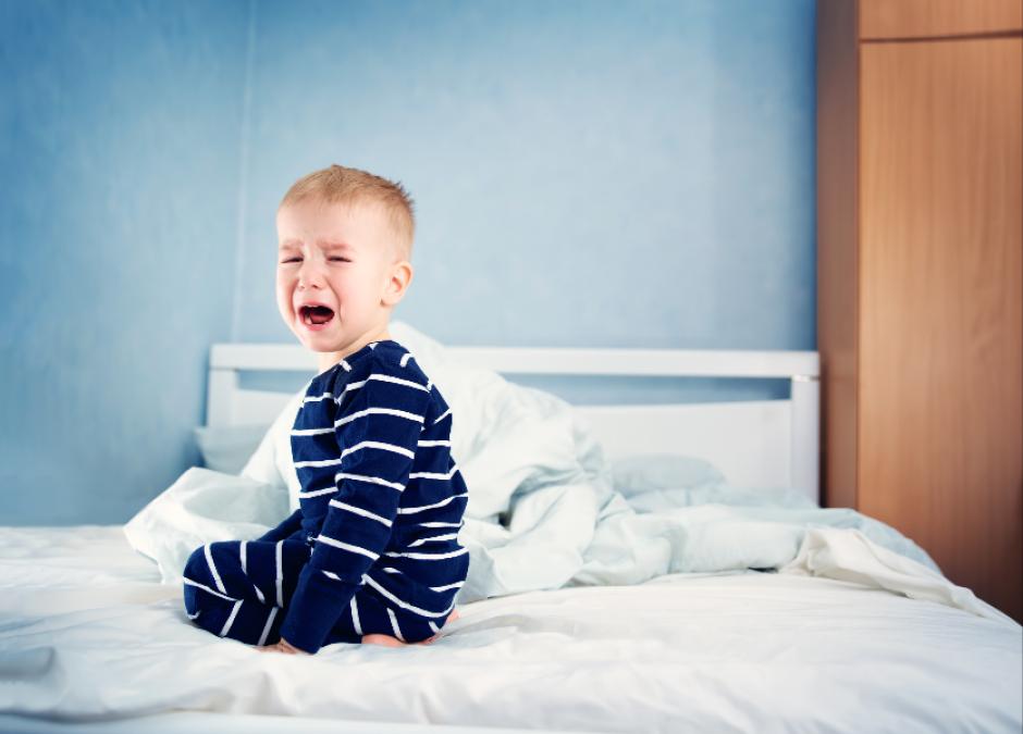 spuchnięty siusiak u dziecka