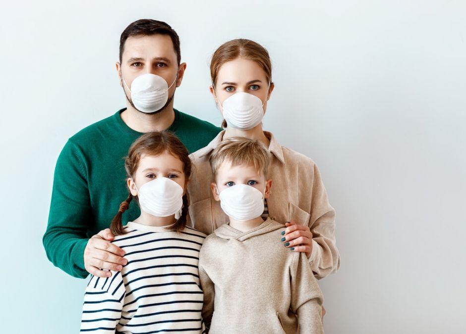 stan epidemii a rodzina