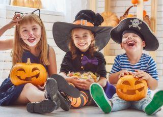 Stroje dla dzieci na Halloween: kup gotowy kostium lub go stwórz. Jak zrobić proste przebranie?