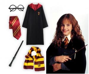 Strój Hermiony na Halloween