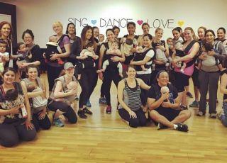Studio taneczne dla młodych mam