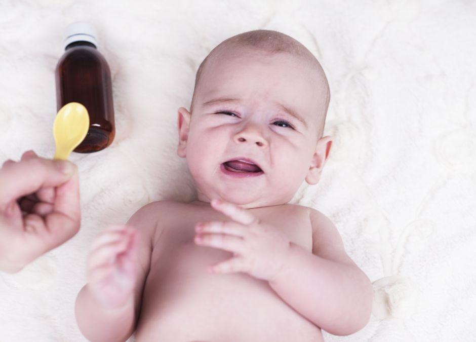 suchy kaszel u niemowlaka