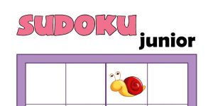 sudoku, sudoku dla dzieci, sudoku do druku, sudoku online, gra sudoku