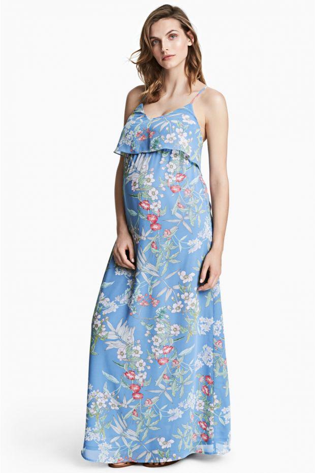 Popularne obiekty 10 długich sukienek ciążowych H&M - lato 2017 | Strona 3 | Mamotoja.pl #XV-43