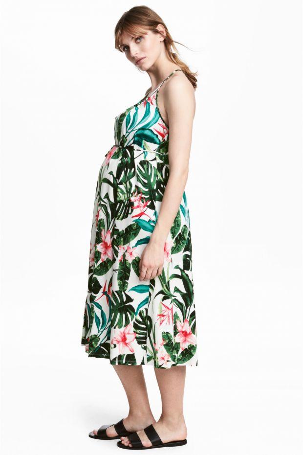 Super 10 długich sukienek ciążowych H&M - lato 2017 | Strona 7 | Mamotoja.pl #AW-91