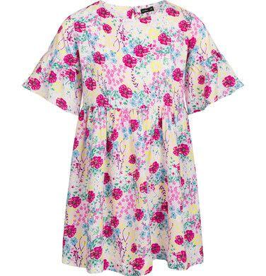 sukienka w kwiaty endo