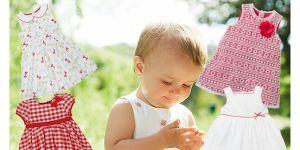 Sukienki dla dziewczynki Mothercare