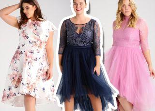 sukienki na wesele w dużych rozmiarach i przystępnych cenach