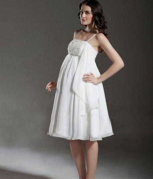 0a8f060b Suknie ślubne dla ciężarnych - 10 najpiękniejszych wzorów | Strona 4 ...