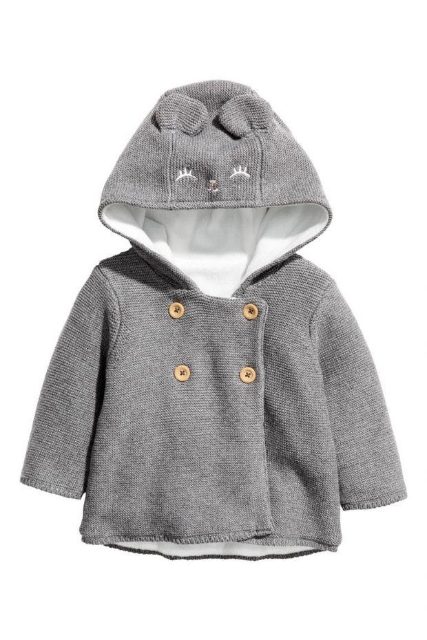 be45447d1e Modne ubranka dla dzieci  sweterki dla niemowlaków  ZDJĘCIA ...