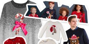 swetry świąteczne dla całej rodziny najmodniejsze 2017.jpg