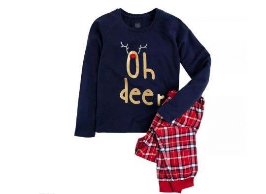 piżama świąteczna oh, deer