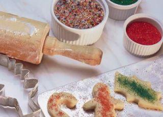 święta, ciastka, Boże Narodzenie, kuchnia świąteczna