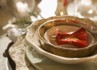 święta, kuchnia świąteczna, Boże Narodzenie, talerz