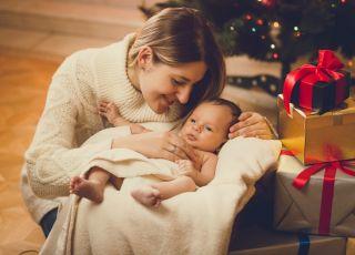 Boże Narodzenie z noworodkiem - opowieści mam