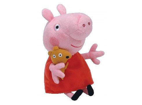 świnka peppa zabawki przytulanka