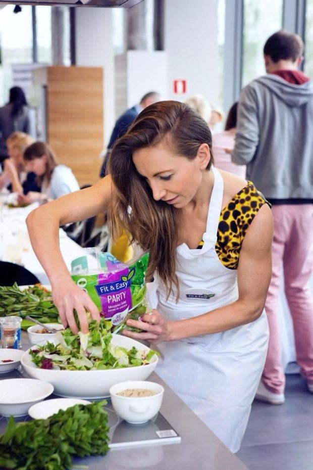 Sylwia Wiesenberg, tonique, zdrowe gotowanie