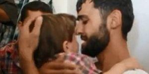Syria, syryjski ojciec, syn
