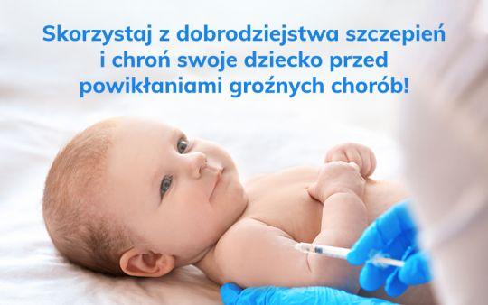 Choń dziecko przed groźnymi chorobami zakaźnymi